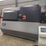 4mm-12mm hydraulic cnc steel bar bender, rebar bending machine, automatic steel stirrup bending machine