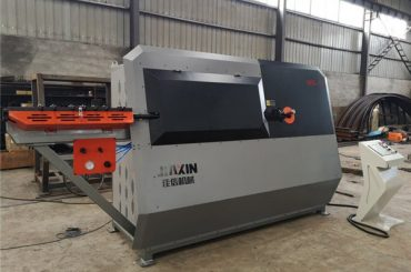 automated cnc 2d wire bending, stirrup bender machine