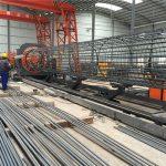 Buhayê herî baş ya Mifteya mazelê ya welded, Reqkirina cage-seam welder diameter 500-2000mm