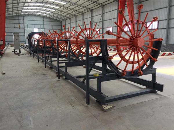 Rebar Cage Rebar Kage Welding Making Machine