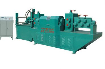 Barbed wire of 12-16mm directing machine