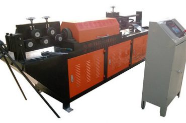 GT4-14 wire rod rebar straightening and machine machine